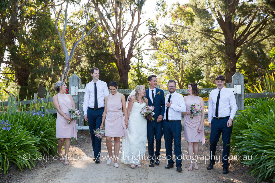 red hill estate wedding, maxs red hill estate, red hill wedding, Mornington peninsula wedding, Mornington peninsula wedding photographer, Mornington peninsula wedding photography, bright eyes photography, peninsula wild flowers