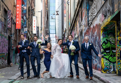 Melbourne Wedding – Joanne and Barry